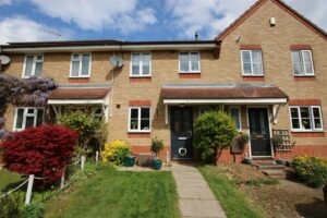 Mary Chapman Close, Dussindale, Thorpe St Andrew